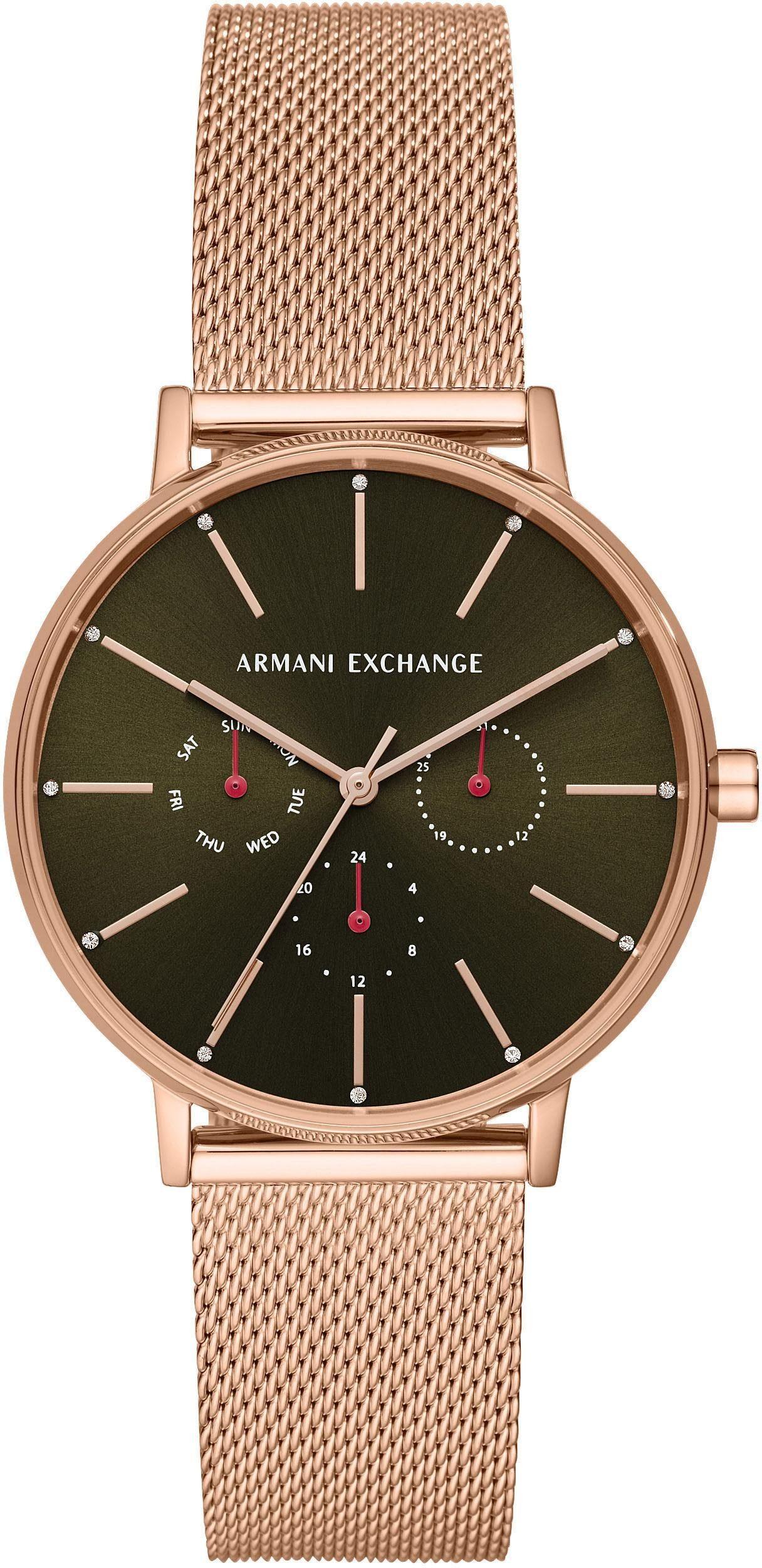 ARMANI EXCHANGE Multifunktionsuhr »AX5555«