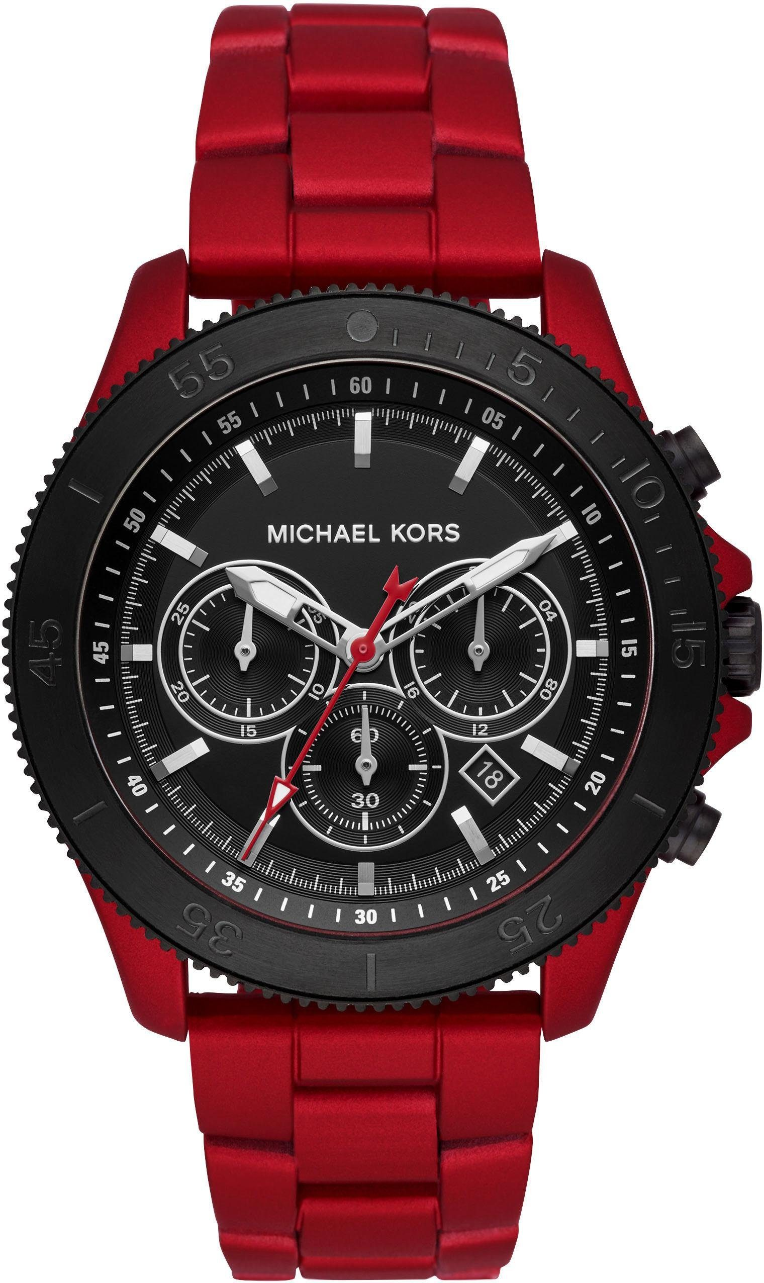 MICHAEL KORS Chronograph »THEROUX, MK8680«