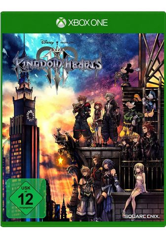 SQUAREENIX Kingdom Hearts 3 Xbox One