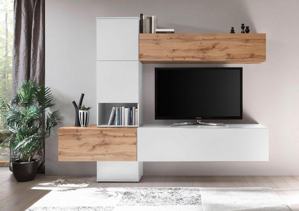 Inosign Wohnwand T Star Fsc Zertifizierter Holzwerkstoff