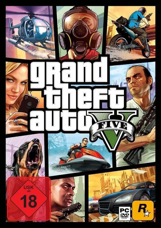 GTA V - Grand Theft Auto 5 PC