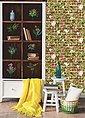 Papiertapete »Authentic Walls Backstein Optik«, gemustert, Motiv, realistisch, urban, geprägt, Bild 7