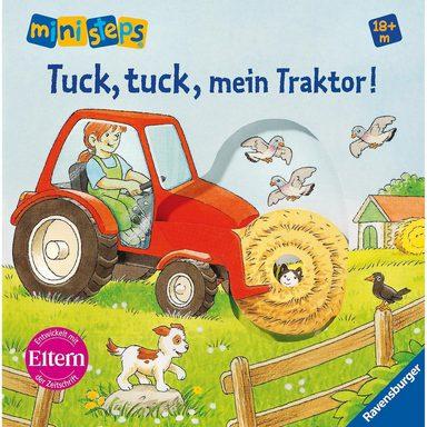 Ravensburger ministeps Tuck, tuck, mein Traktor!