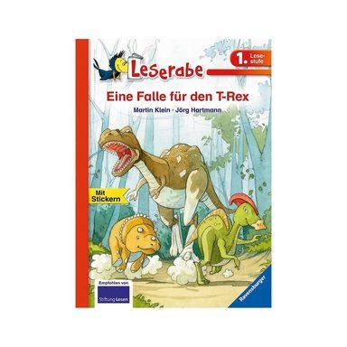 Ravensburger Leserabe: Eine Falle für den T-Rex