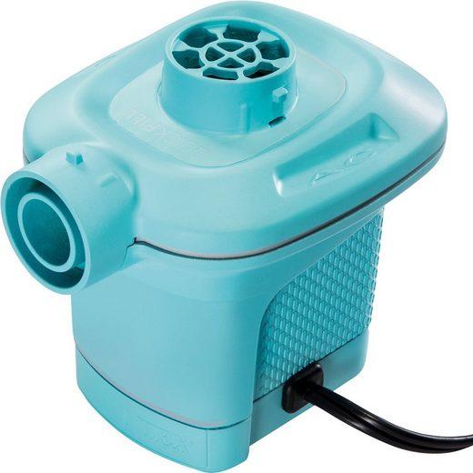 Intex elektrische Pumpe mit 3 Verbindungs-Düsen und Überhitzungs-S