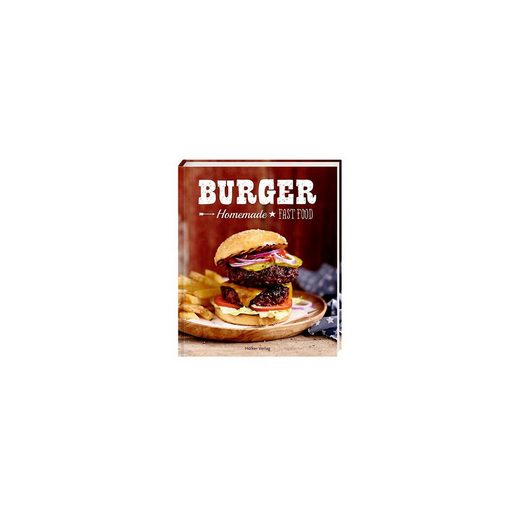 Coppenrath Burger - Homemade Fast Food