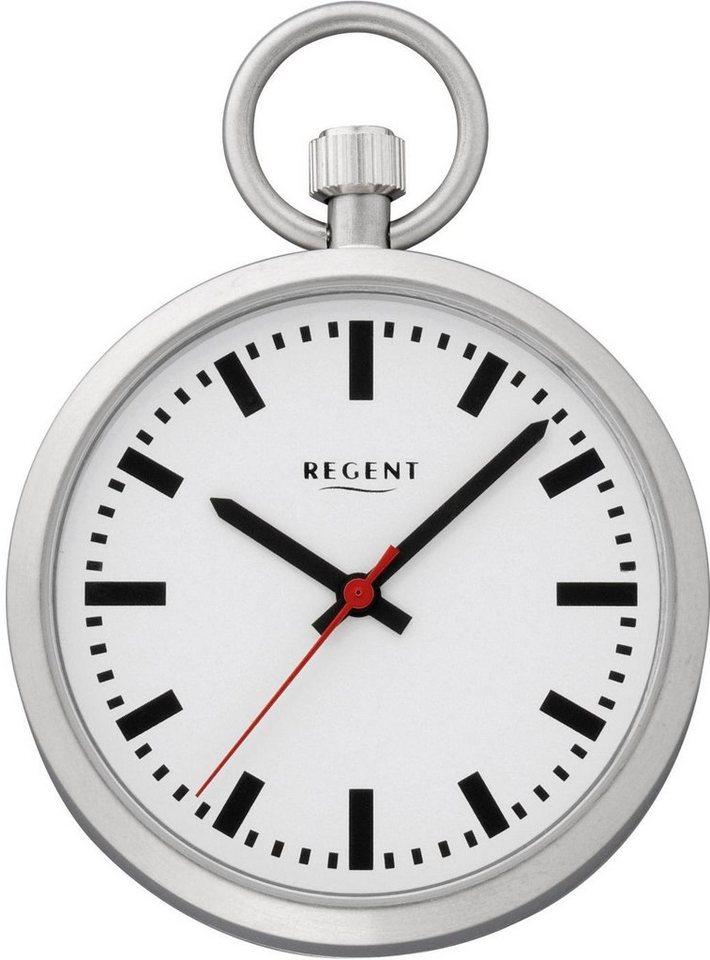 Regent Taschenuhr »P41« (Set, 2 tlg) inkl. Kette | Uhren > Taschenuhren | Regent