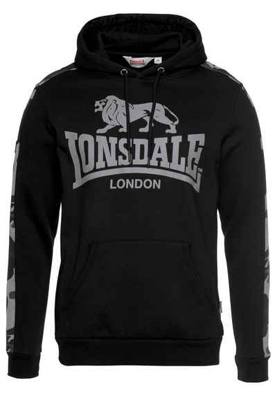 LONSDALE kapuzensweatjacke Althorp