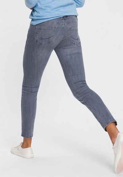 b4bede950c9432 edc by Esprit 5-Pocket-Jeans in cooler Waschung