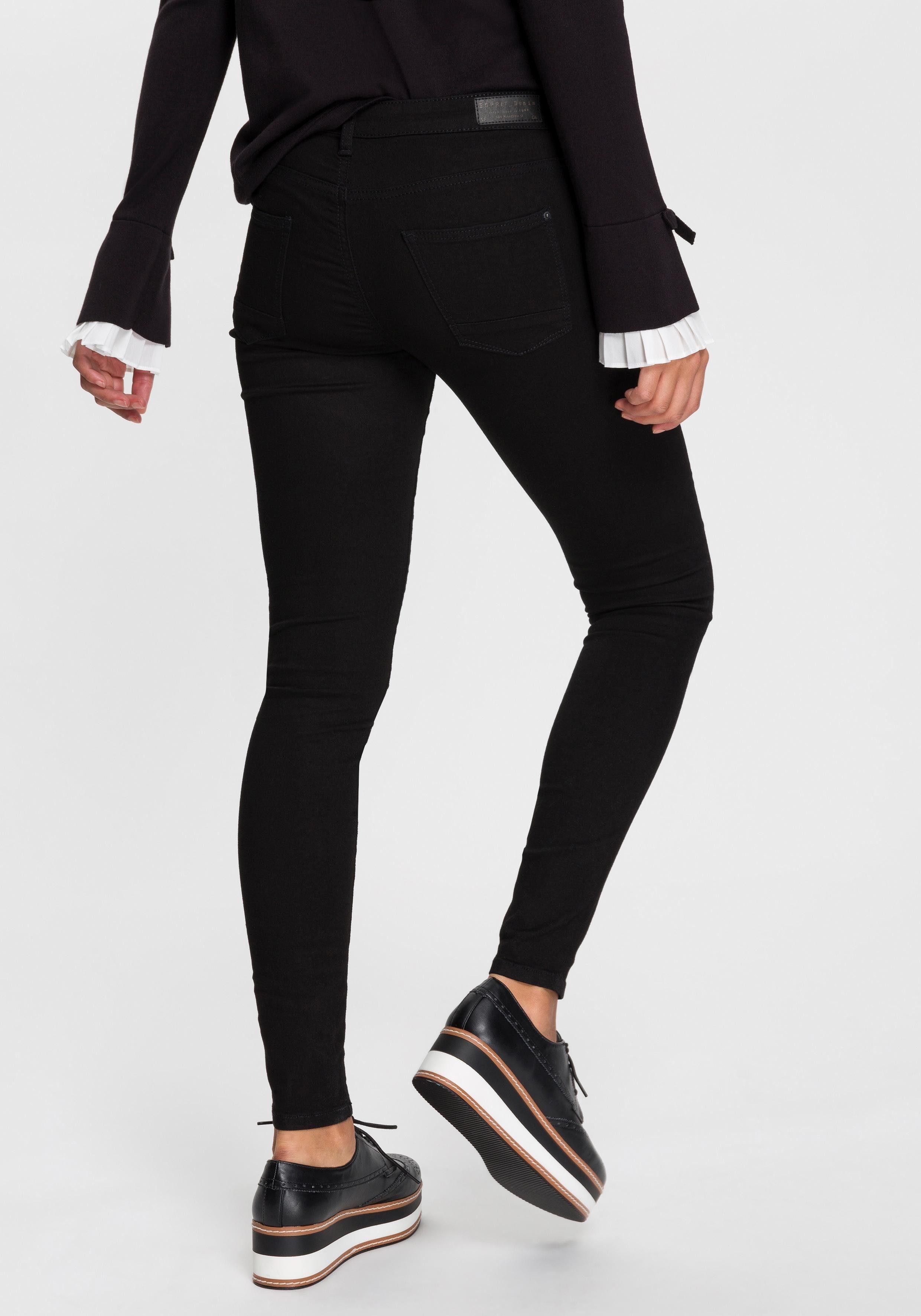 Klassischen pocket jeans Stretch design Esprit Im 5 Kaufen Online ZPkXui