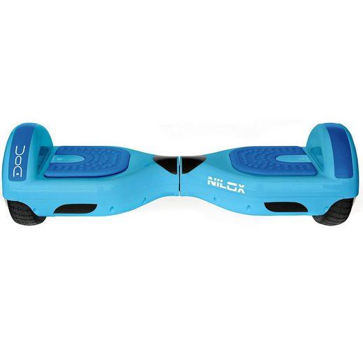 NILOX DOC Hoverboard, blau
