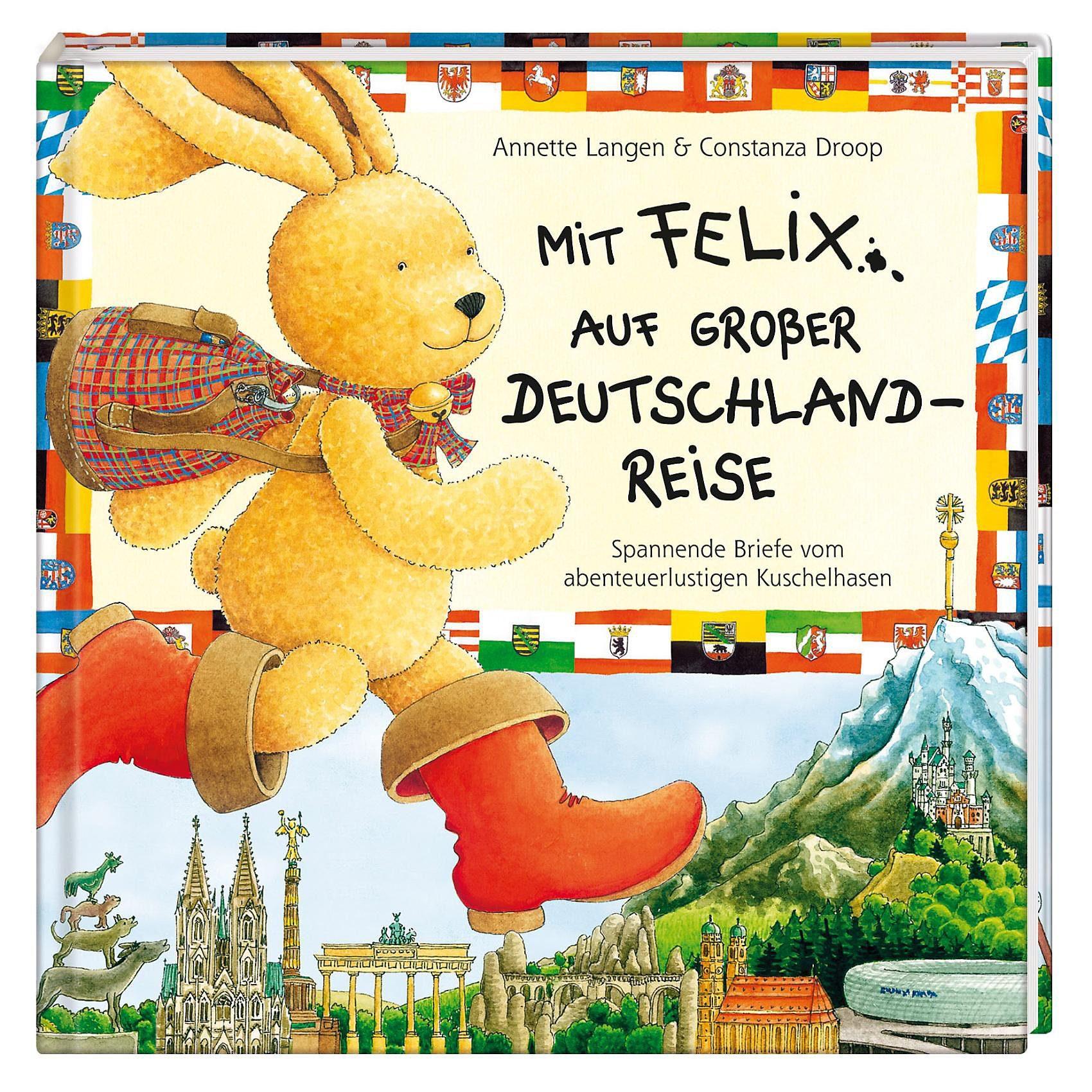 Coppenrath Mit Felix auf großer Deutschlandreise