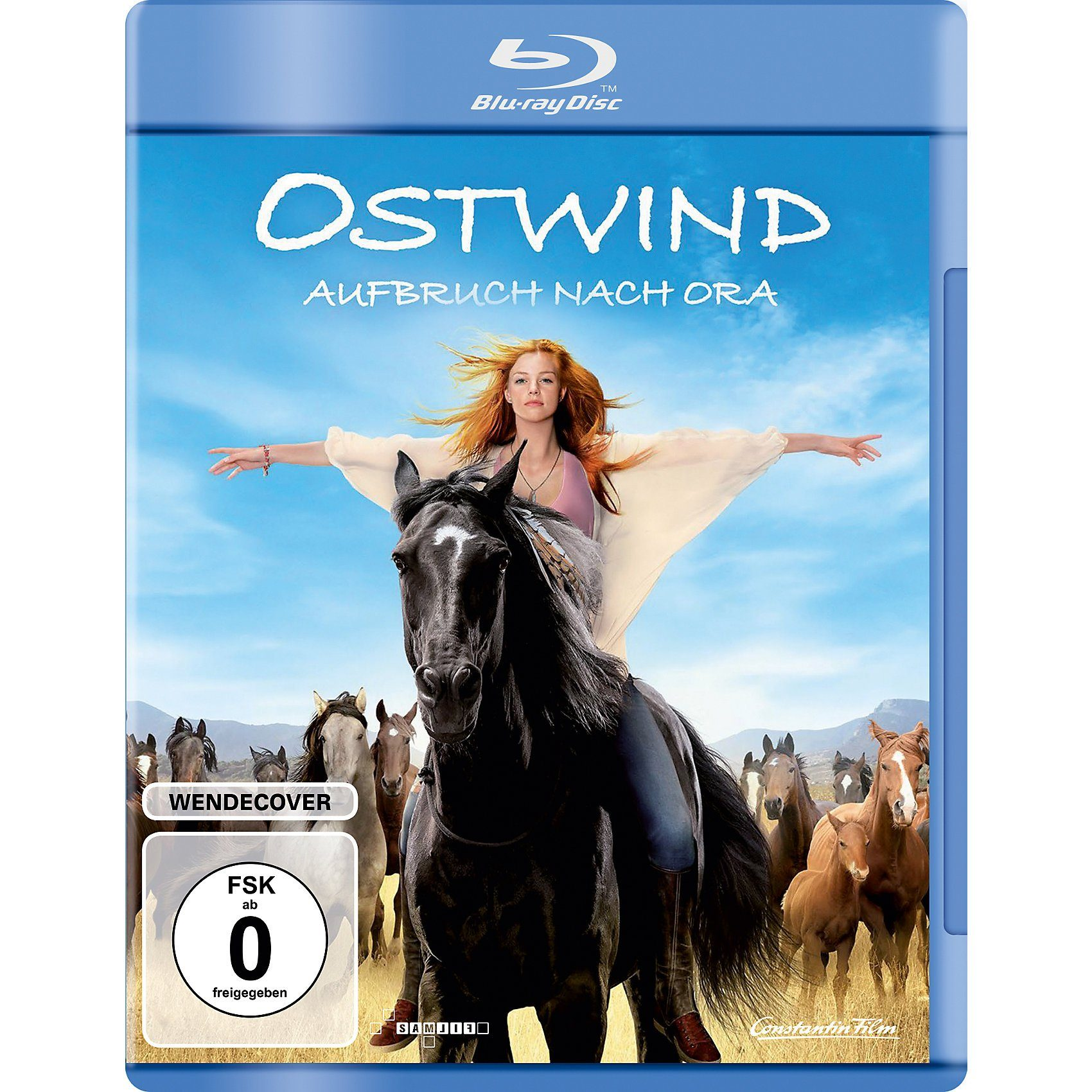Universal BLU-RAY Ostwind 3 - Aufbruch nach Ora