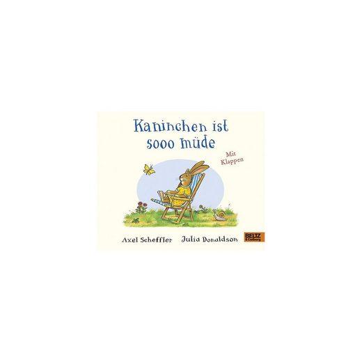 Beltz Verlag Kaninchen ist sooo müde