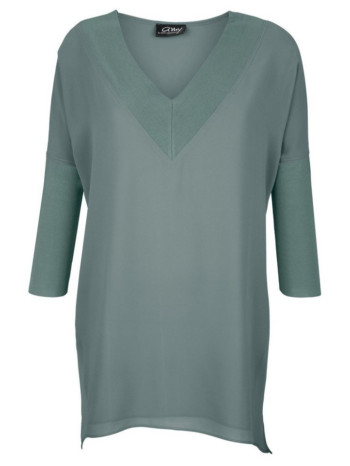 ee5c3e2a455a Amy Vermont Bluse in Zipfelform online kaufen   OTTO