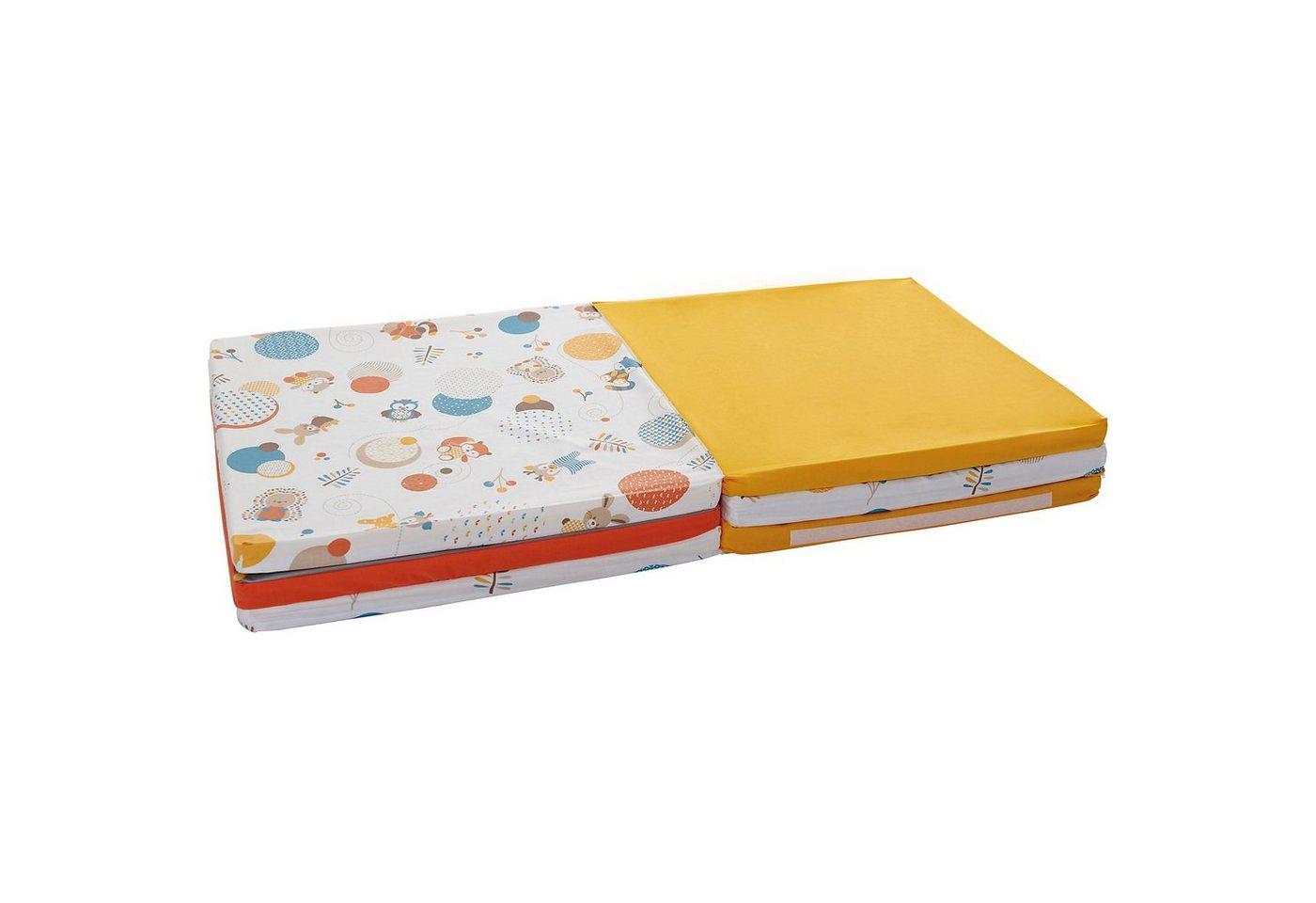 Matratzen und Lattenroste - candide Spielmatratze 5in1 Chouette  - Onlineshop OTTO