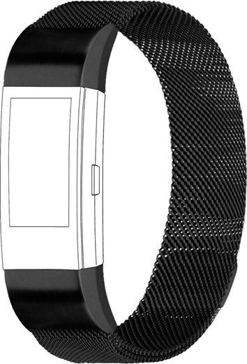 Topp Ersatz-/Wechselarmband »Mesh für Fitbit Charge 2«