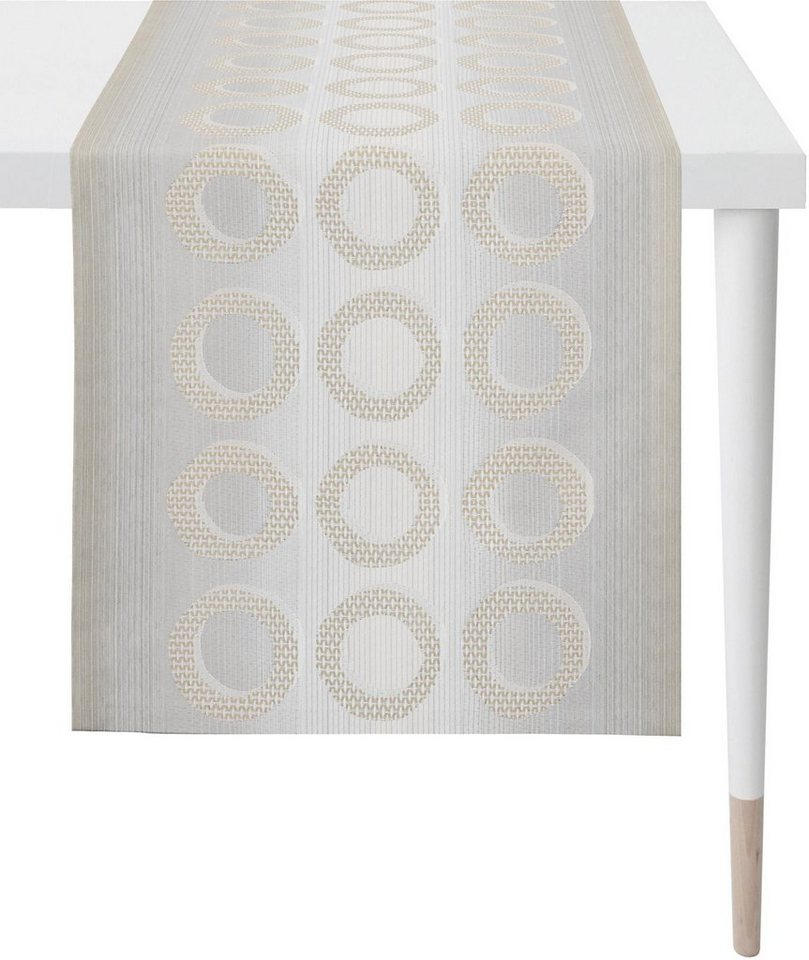 Apelt Tischlaufer 1710 Loft Style 1 Tlg Jacquardgewebe Online Kaufen Otto