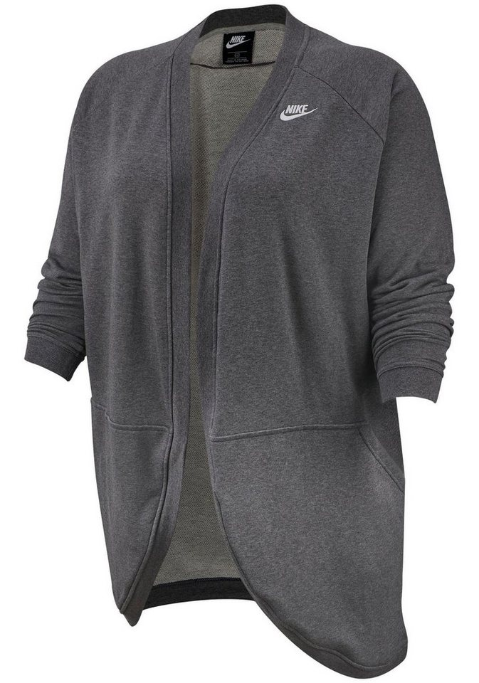 Nike Sportswear Sweatjacke »WOMEN NIKE SPORTSWEAR CLUB CARDIGAN FT ... a93fcd6bb5
