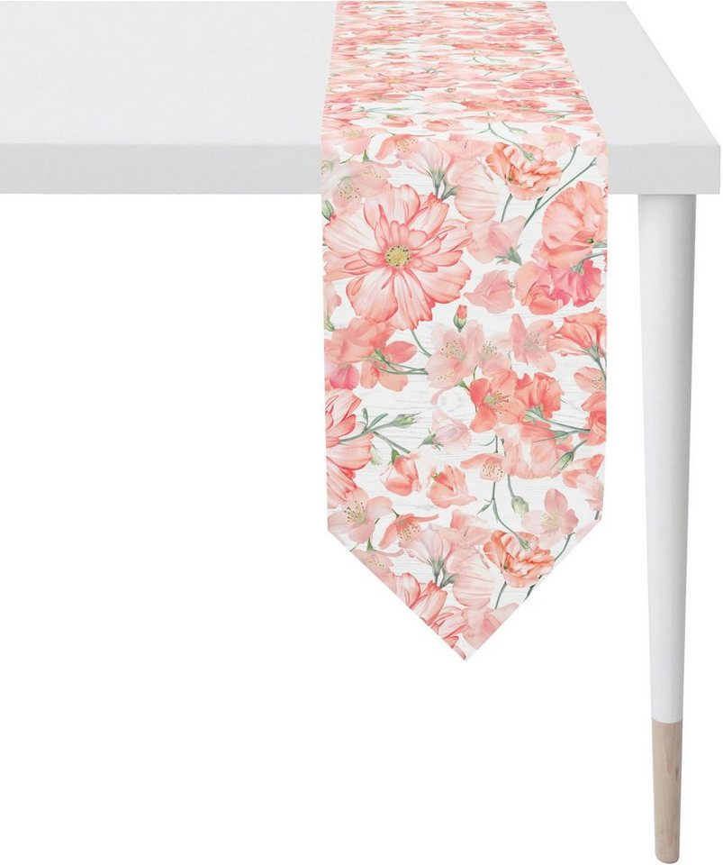 Apelt Tischband 1617 Springtime 1 Tlg Digitaldruck Online Kaufen Otto