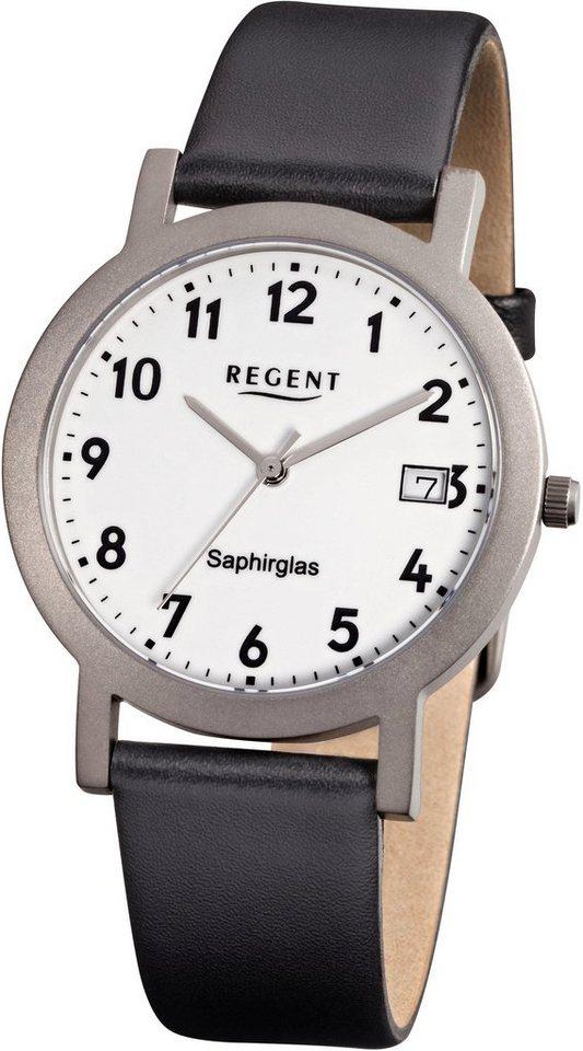 Regent Quarzuhr »1600.90.19, F690«