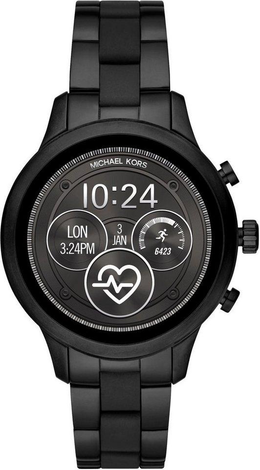 Michael Kors Access Runway Mkt5058 Smartwatch 1 19 Zoll Wear Os
