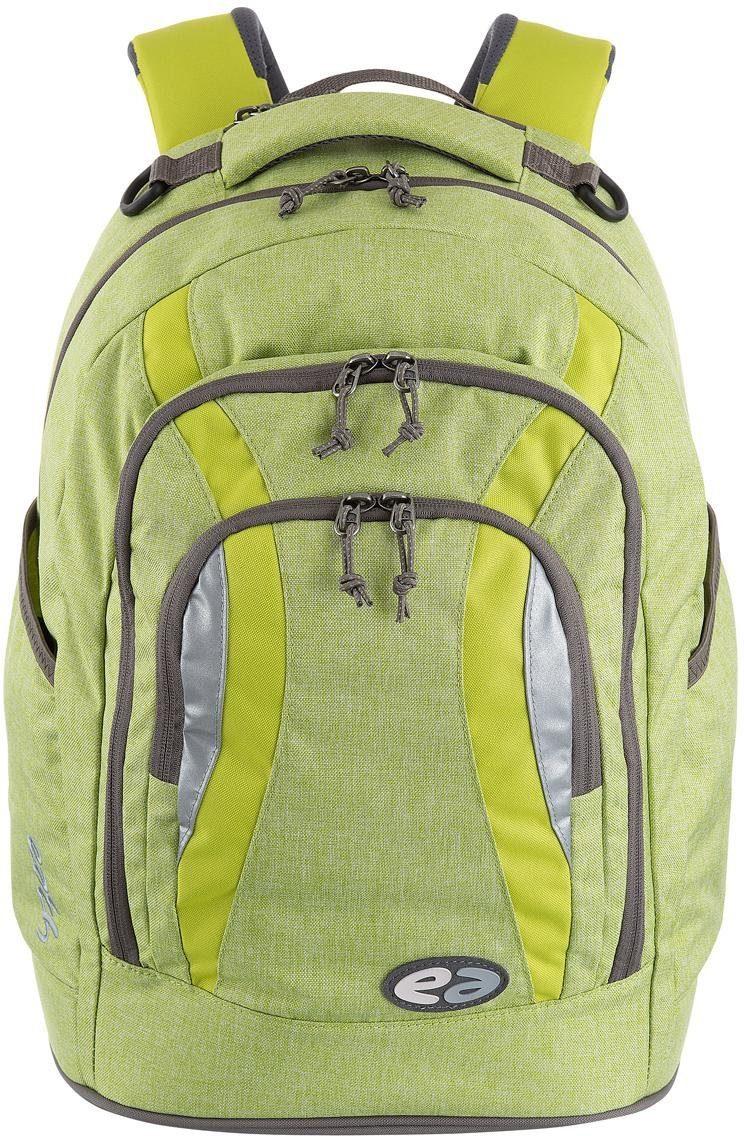 Unisex yzea® Schulrucksack »Go, Frog«  | 04017245292417