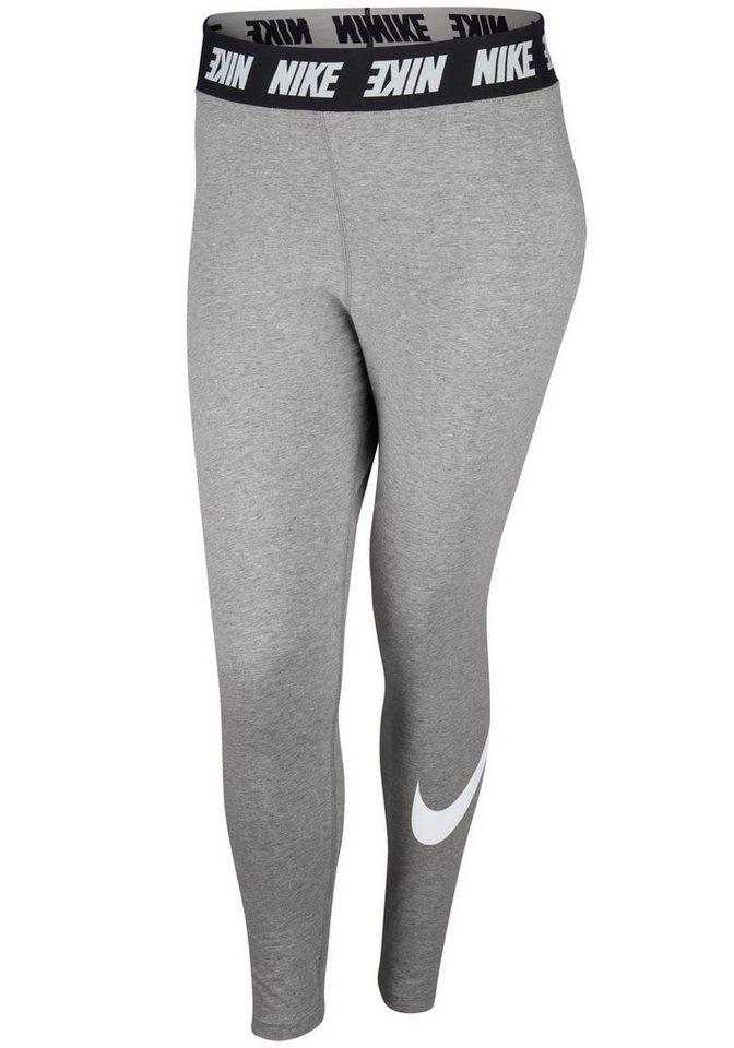 7feb4f479be2cf Nike Sportswear Leggings »WOMEN NIKE SPORTSWEAR LEGGINGS CLUB HW EXT« Große  Größen
