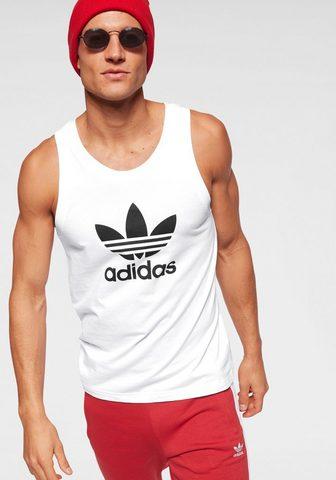 ADIDAS ORIGINALS Marškinėliai be rankovių »TREFOIL TANK...