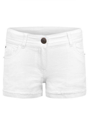 Arizona Jeansshorts 5-Pocket Stil