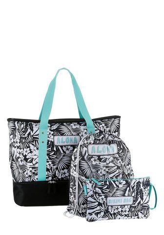 FABRIZIO ® krepšys (Rinkinys 3 tlg.)