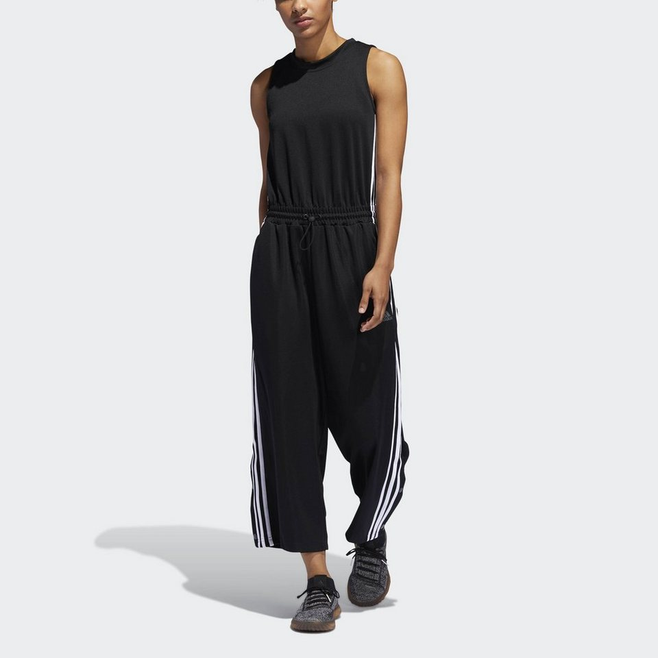 adidas Performance Trainingsanzug »Cropped Leg Snap Onesie« online ... b0b5eff3ad3