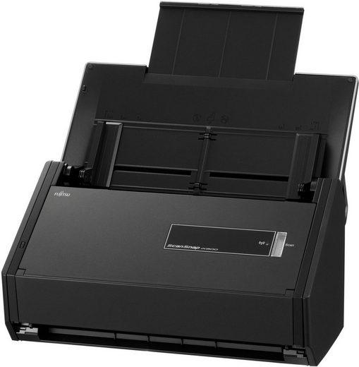 Fujitsu Dokumentenscanner »Scanner ScanSnap iX500 incl. Nuance Power PDF«