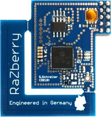 Z-Wave Smart Home Zubehör »RaZberry2 Modul«