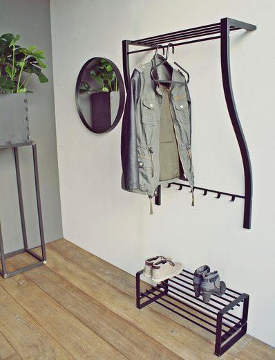 Spinder Design Garderobenleiste »CARVE«, Breite 75 cm