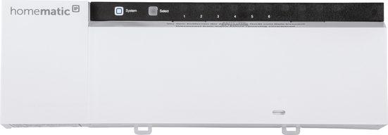 Homematic IP Smart Home »Fußbodenheizungsaktor - 6-fach, 230V (142974A0)«