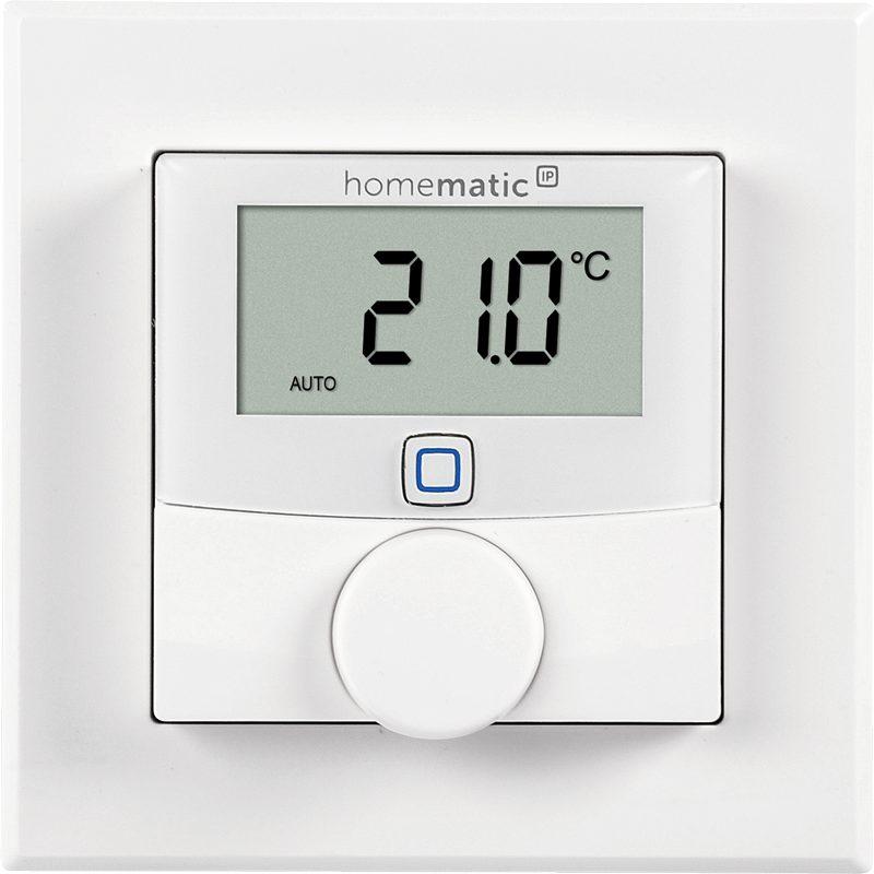 HomeMatic IP Smart Home Zubehör »Wandthermostat Schaltausgang – Markenschalter«