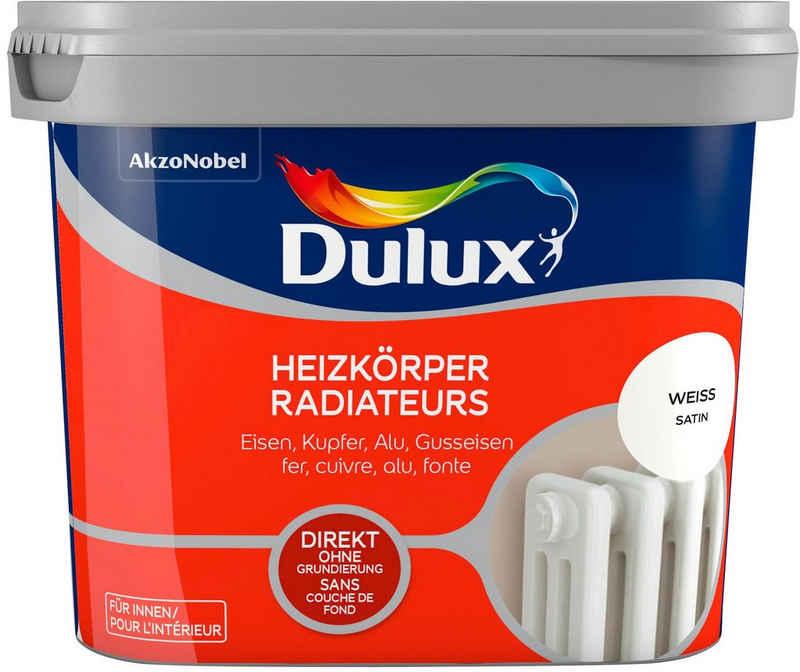 Dulux Heizkörperlack »Fresh Up«, weiß, 0,75 l