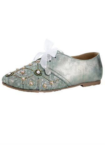 Liva шарф-хомут ботинки со шнуровкой с...