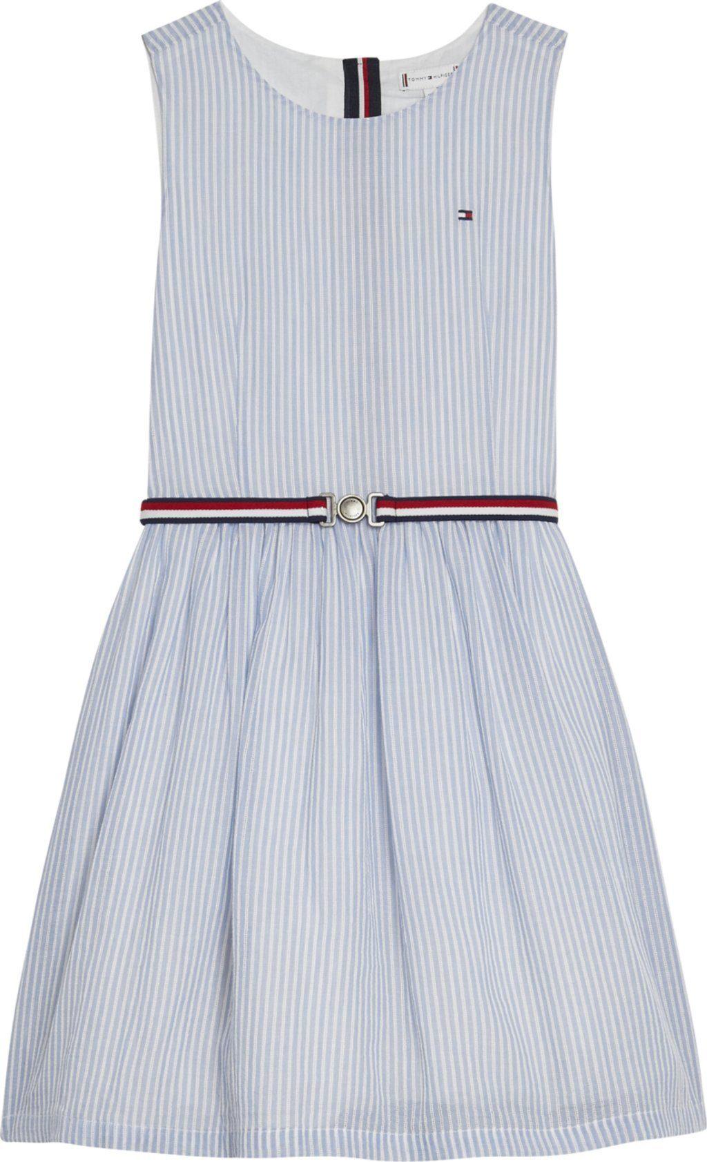 Tommy Hilfiger Kleid »ENCHANTING STRIPE DRESS SLVLS«