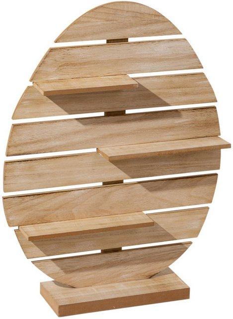 Küchenregale - Regal »Osterei«, Deko Regal, Höhe ca. 61 cm  - Onlineshop OTTO