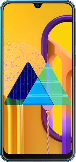 Samsung Galaxy M30S Smartphone (16,21 cm/6,4 Zoll, 64 GB Speicherplatz, 48 MP Kamera)
