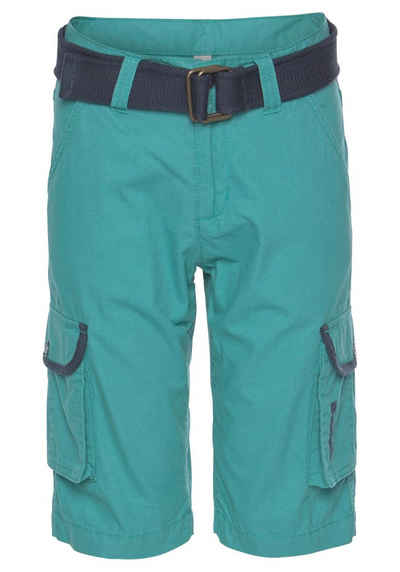 Kinder Jungen Hose Bermuda Jeans Kurze Hosen Größe 98 Mit Gürtel Kleidung & Accessoires Kindermode, Schuhe & Access.