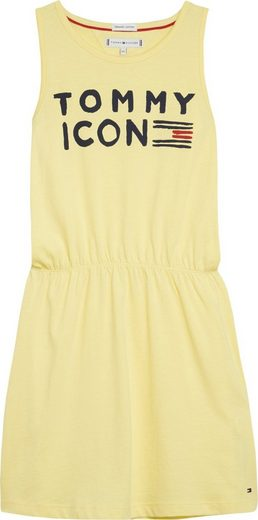 Tommy Hilfiger Kleid »ESSENTIAL IC KNIT DRESS SLVLS«