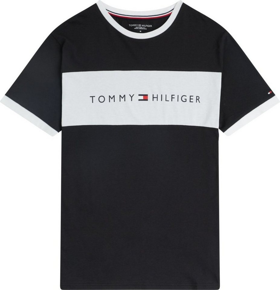 257a40897f9e0 Tommy Hilfiger T-Shirt »CN SS TEE LOGO FLAG« | OTTO