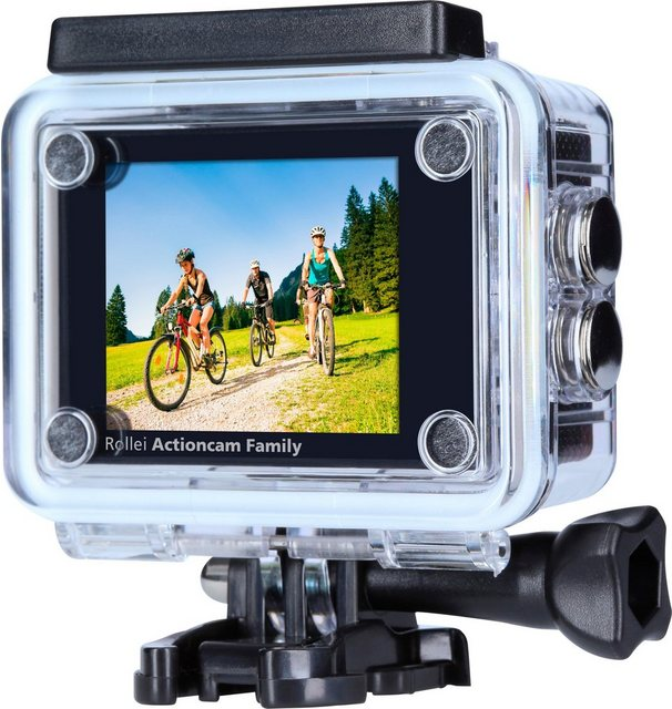 Action, Outdoorkameras - Rollei »Family« Action Cam (Full HD, WLAN (Wi Fi)  - Onlineshop OTTO