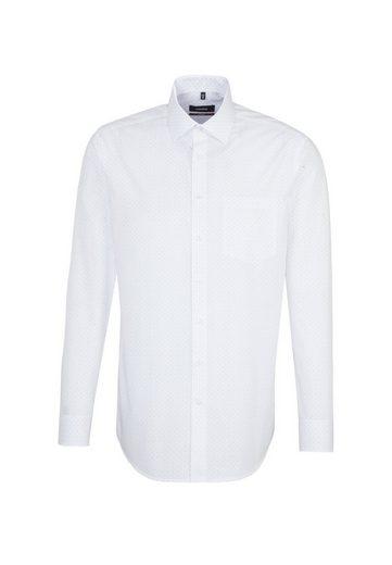 Modern »modern« Seidensticker Punkte Kentkragen Businesshemd Langarm fgnqw0S