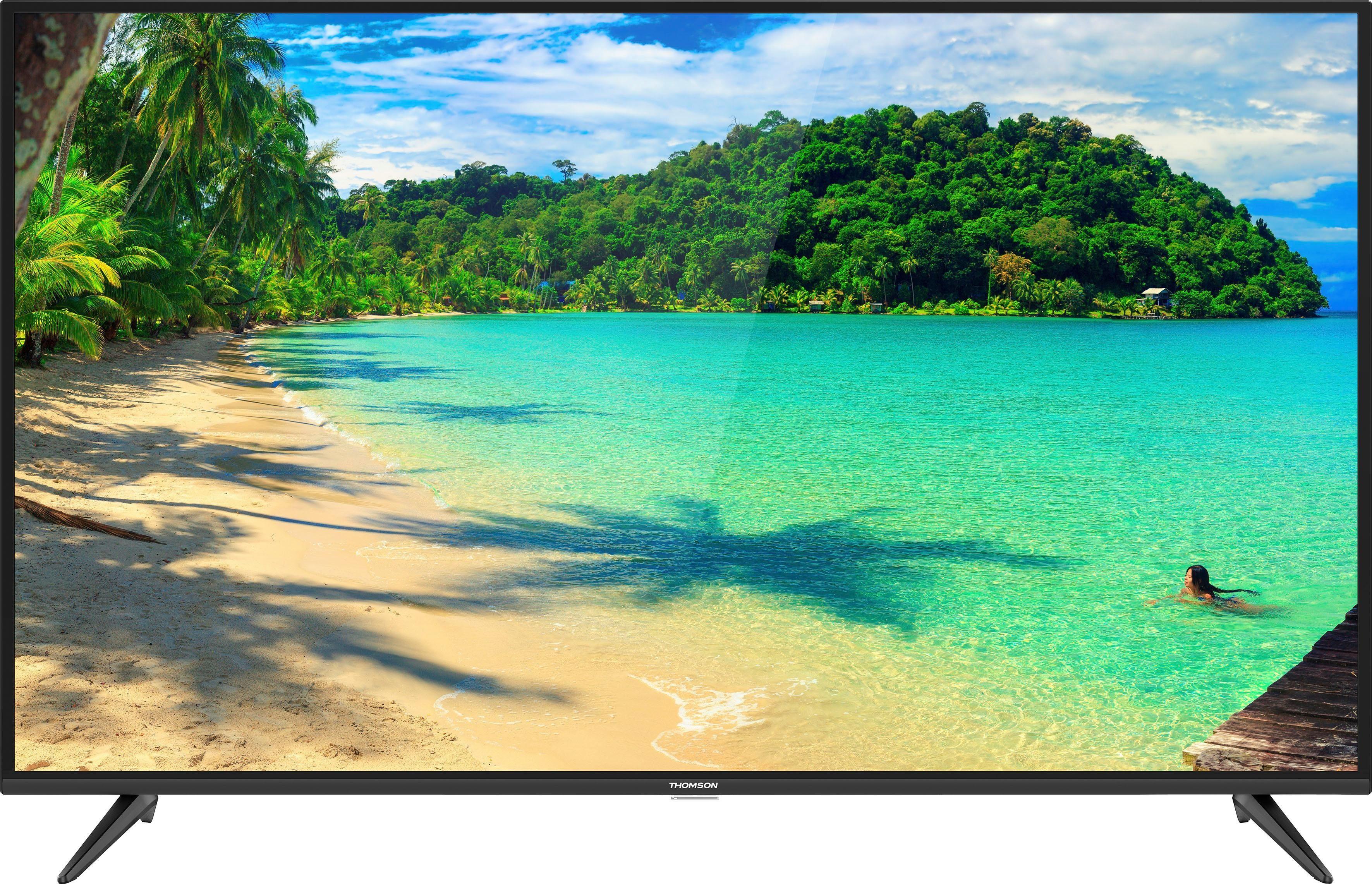 Thomson 50UD6326X1 LED-Fernseher (126 cm/50 Zoll, 4K Ultra HD, Smart-TV)