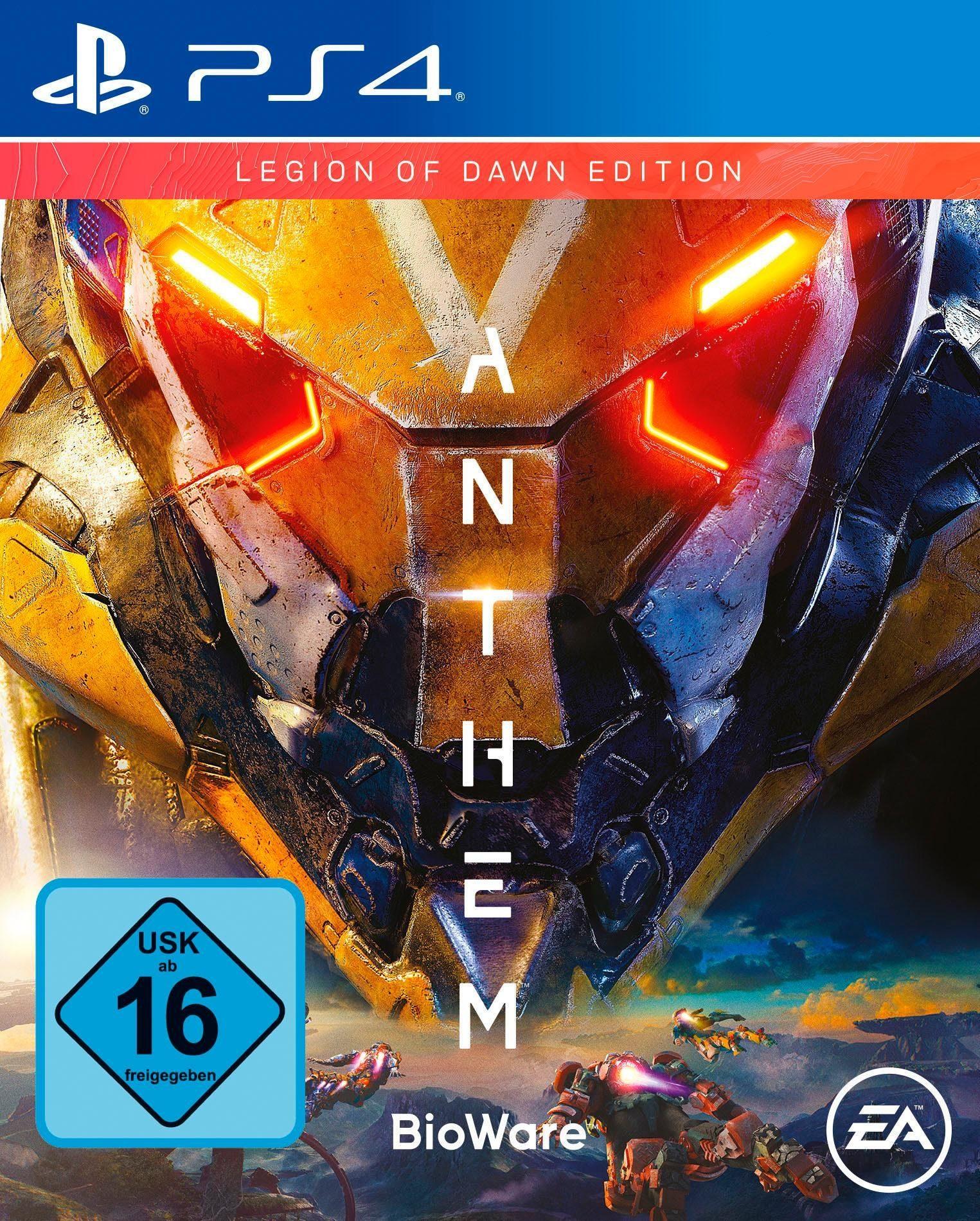 Anthem Legion of Dawn Edition PlayStation 4