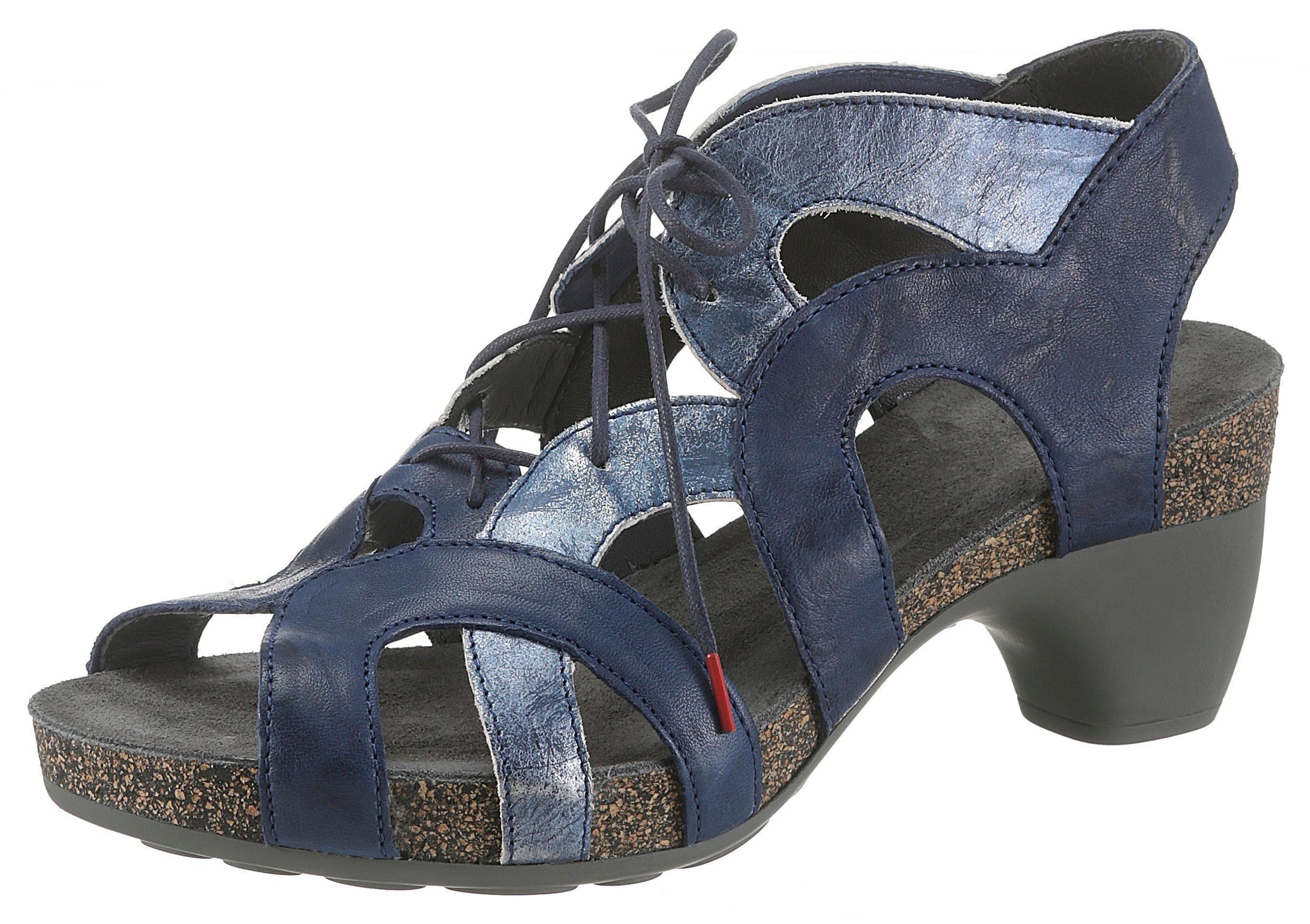 Think»traudi« Sandalette Raffinierten DesignOtto Im Ajqc3R4S5L